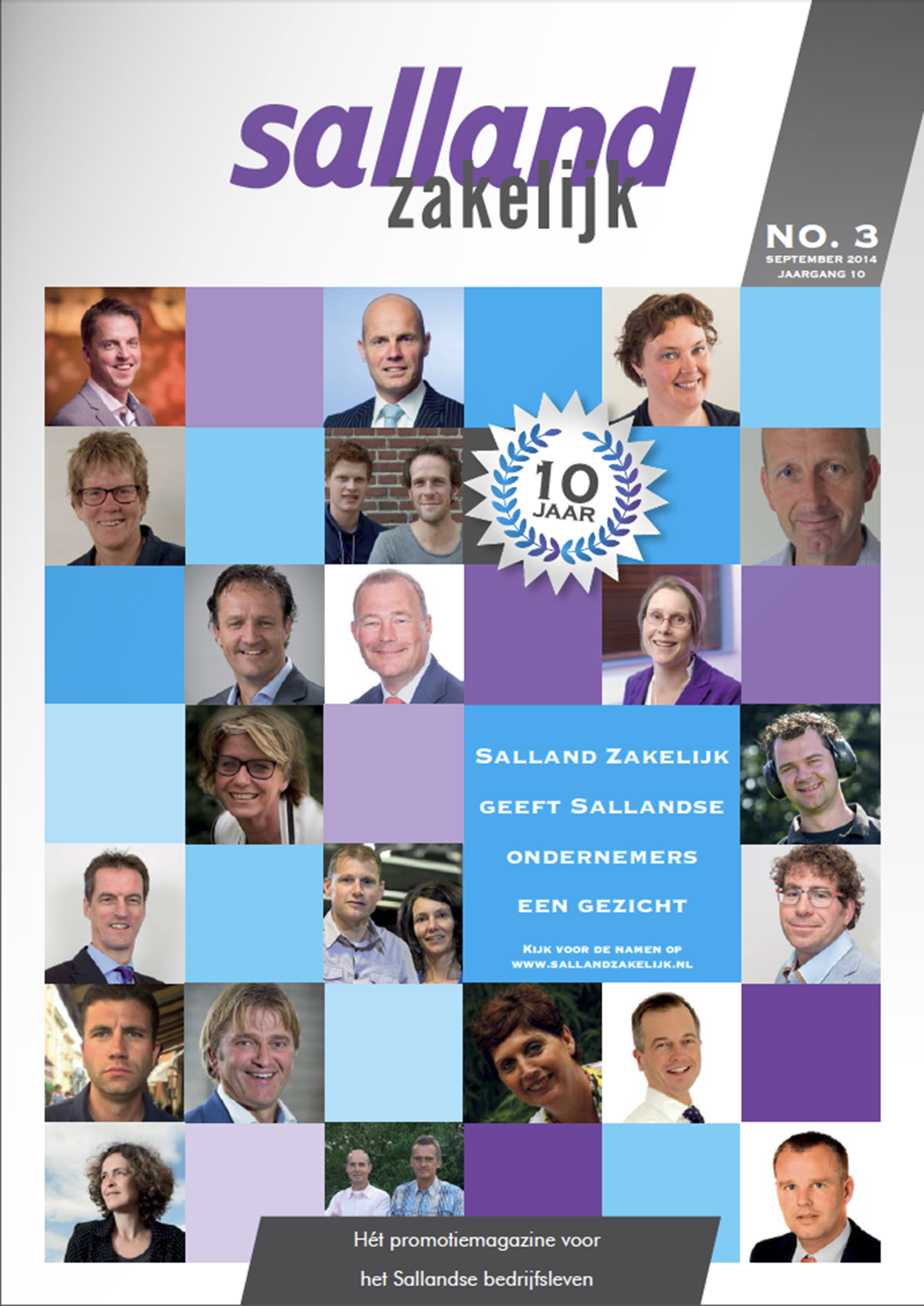 Salland Zakelijk September Editie 2014