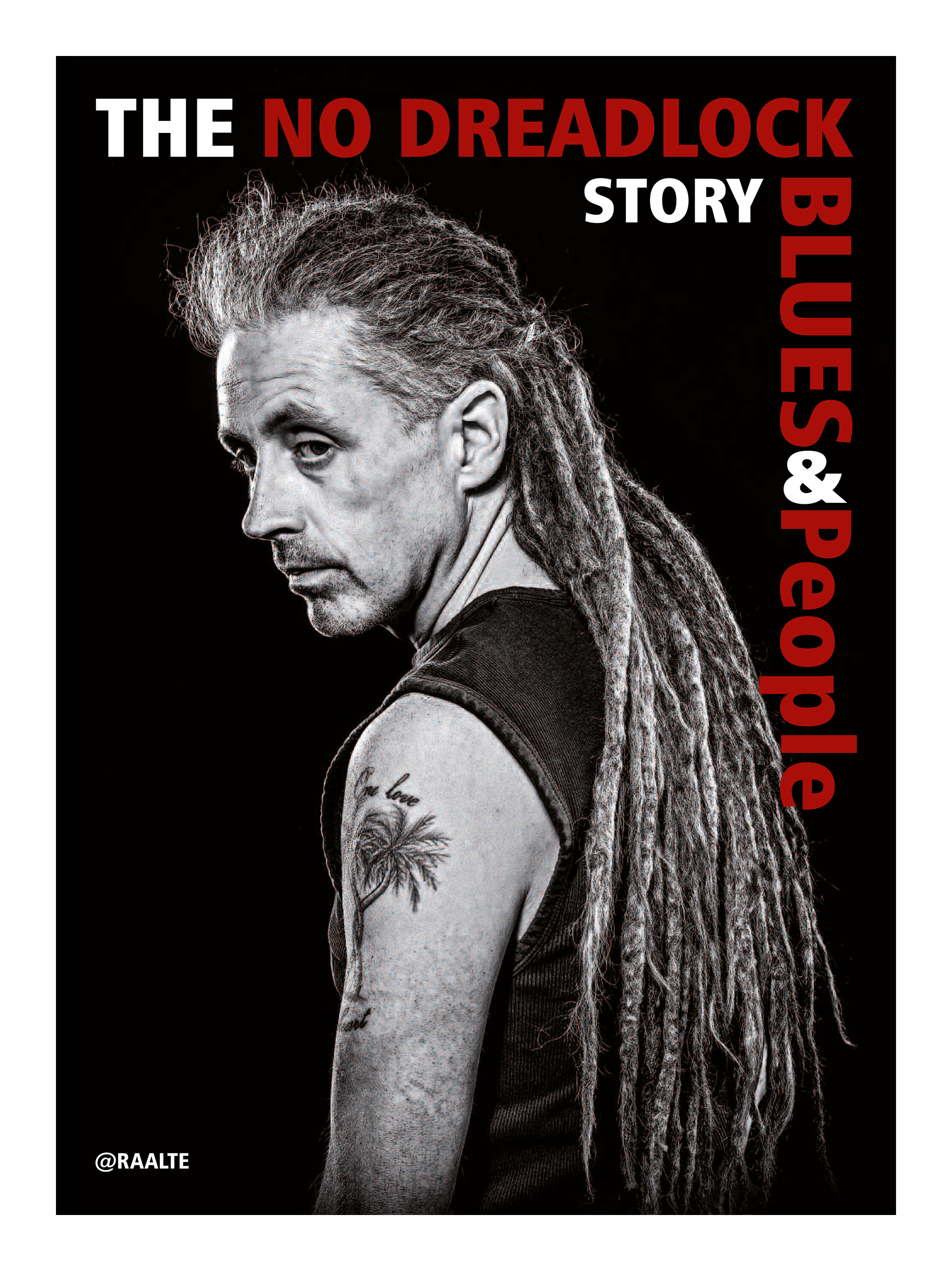 "Boek ""The No Dreadlock Story"""
