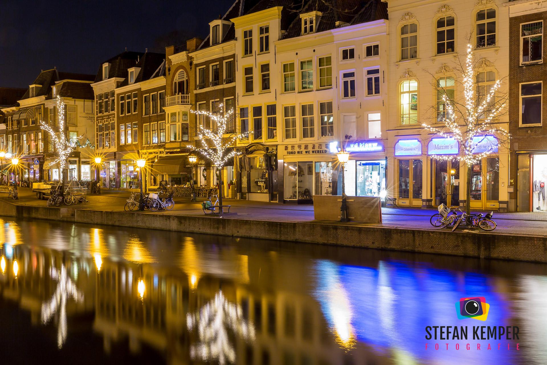 Leiden kerstverlichting