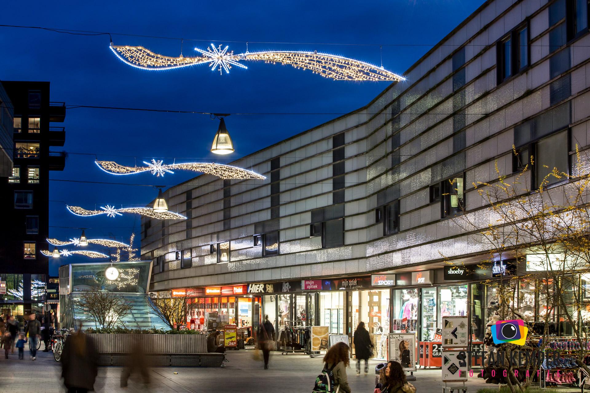 kerstverlichting Zwolle stadshagen
