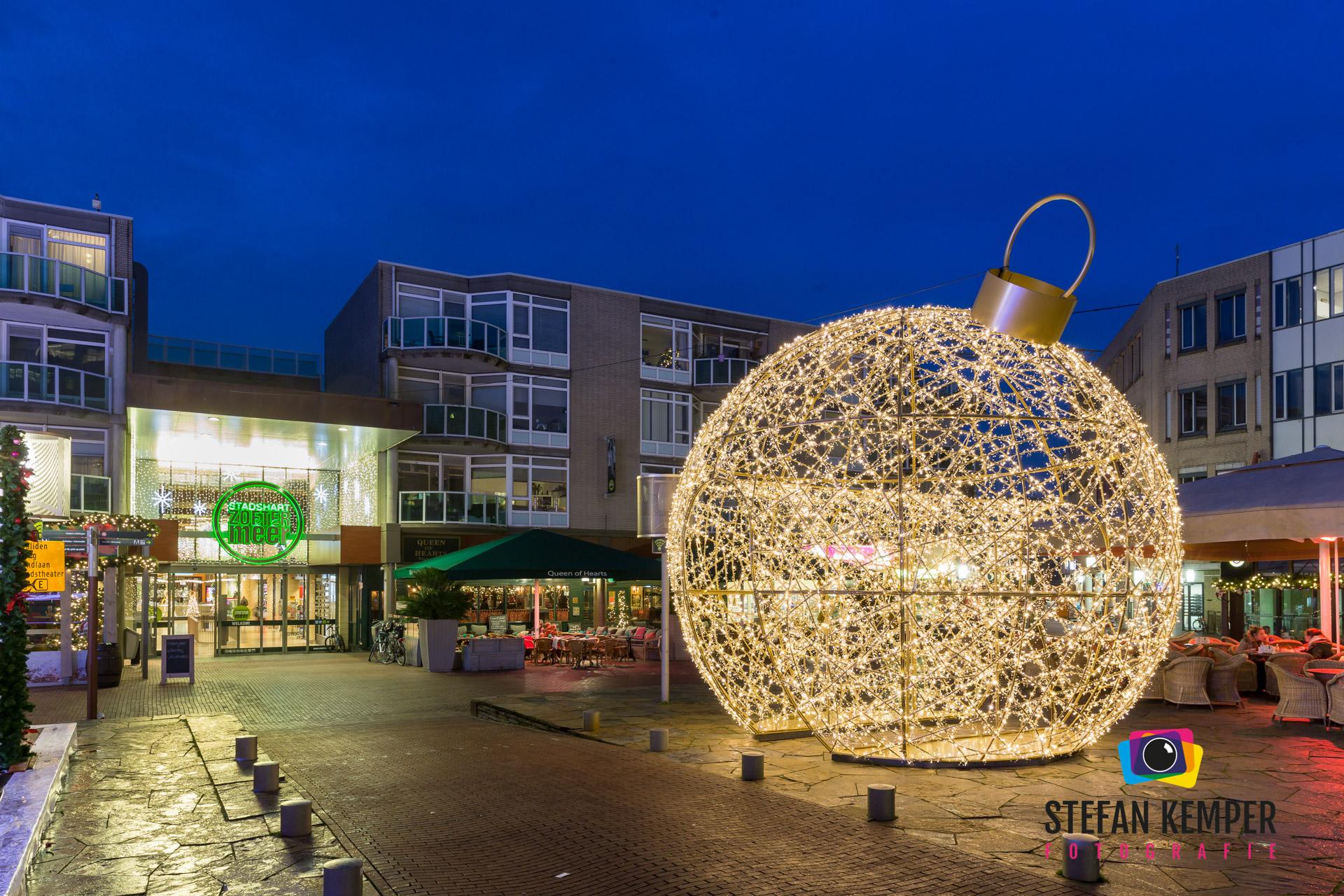 kerstverlichting Zoetermeer