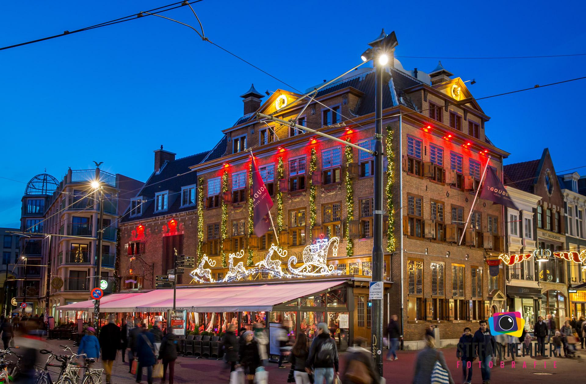 Kerstverlichting T Gouwe Hooft Den Haag